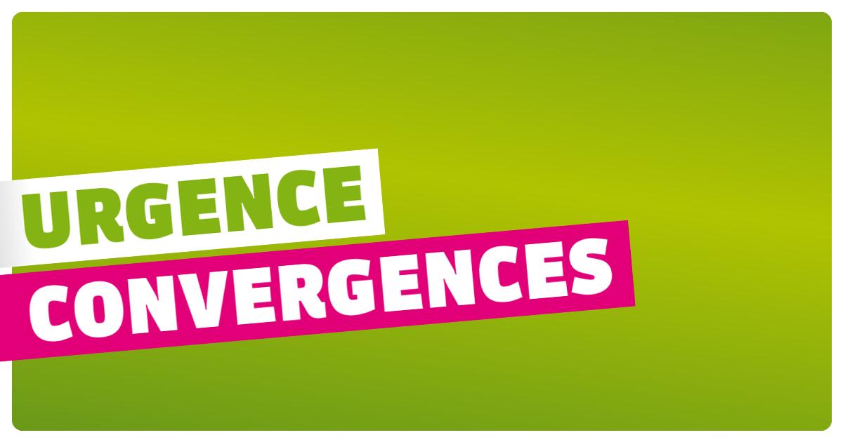 Urgence convergences