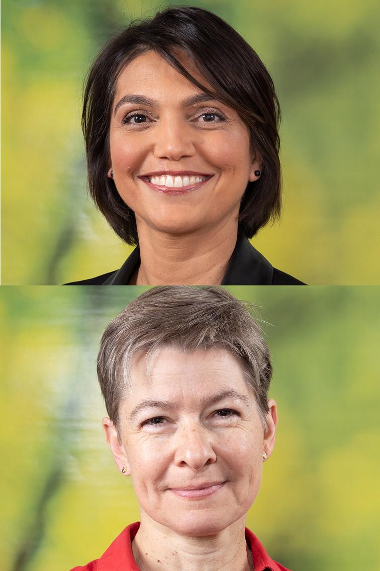Maryam Yunus Ebener et Jolanka Tchamkerten_HV