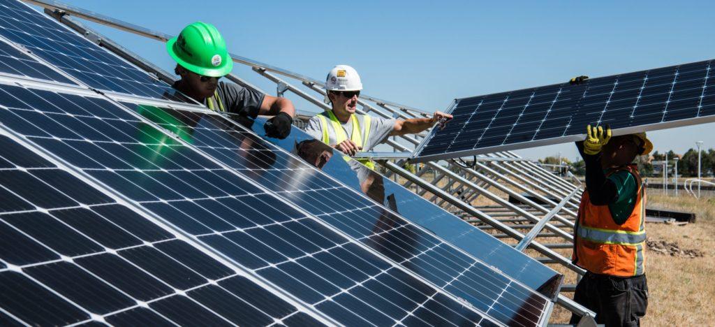 Emplois durables énergies renouvelables