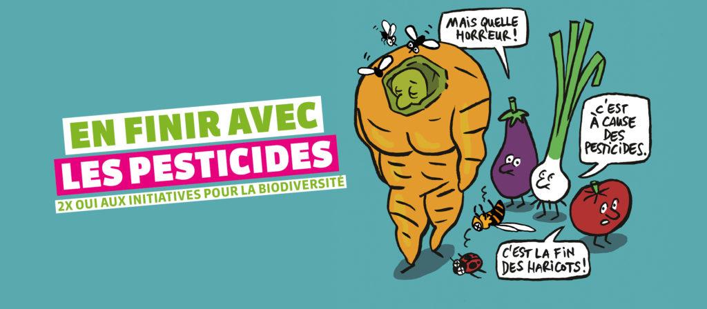 Visuel pesticides votation 13 juin 2021